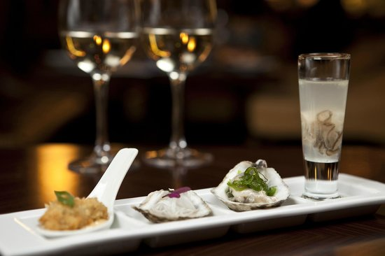 Bond Restaurant and Lounge : BOND- Food