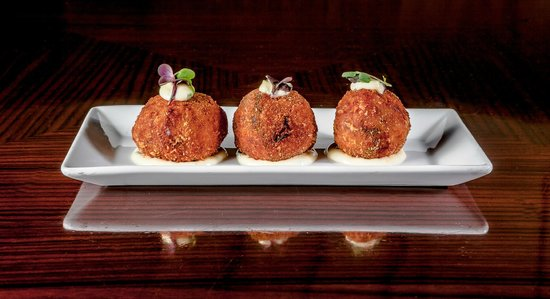 Photo of American Restaurant Bond Restaurant & Lounge at 250 Franklin St, Boston, Ma 02110, Boston, MA 02110