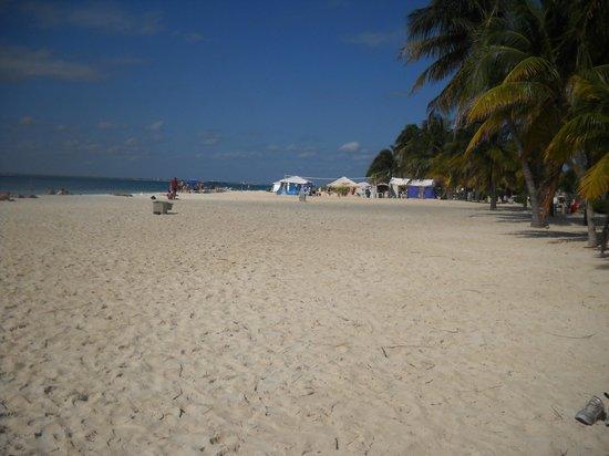 Playa Norte: Playas muy extensas y tranquilas