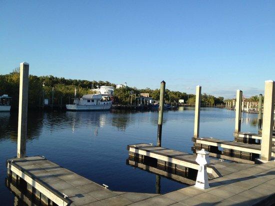 Everglades Isle RV Resort: Everglades Isle Boat Slips