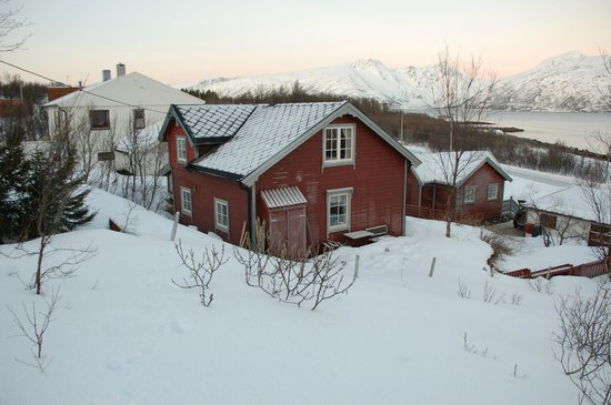Krokelvdalen, Norwegia: from the backside