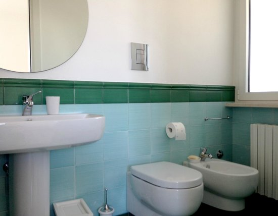 B&B Dipintodiblu': Bagno camera Sant'Elmo