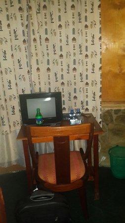 Lake Naivasha Panorama Park & Lodge: Rooms