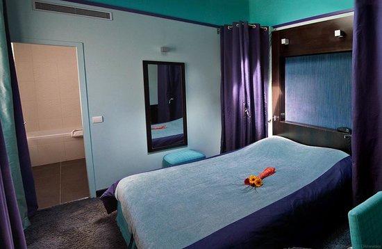 Hotel Courcelles Etoile : Двухместный номер