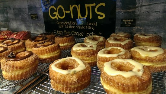 Ciabatta Cafe and Bakery: Cronuts, Gonuts or Brownuts call them what you want you must try these!