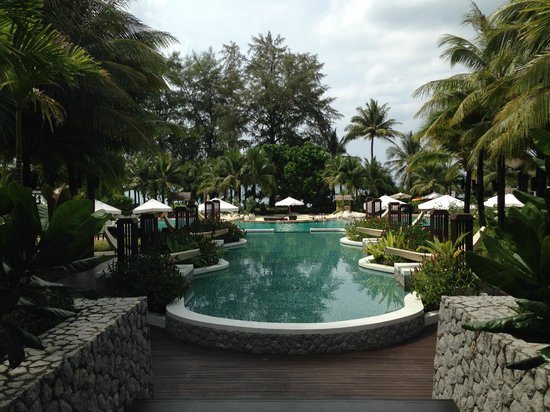 Natai Beach Resort & Spa, Phang-nga: Swimming pool