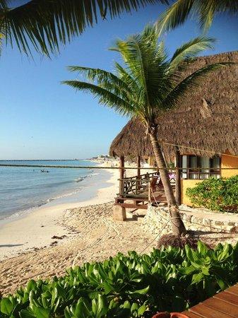 Mahekal Beach Resort: -
