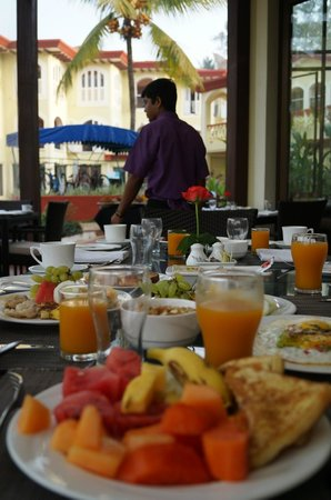 Kenilworth Resort & Spa: Excellent breakfast
