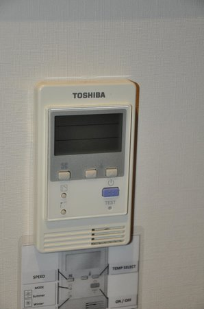 Hostal Centric: Air conditioner
