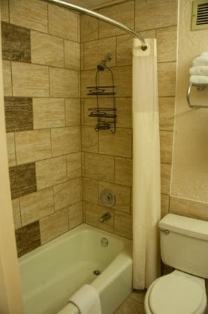 Red Lion Hotel and Conference Center Billings: Bathroom