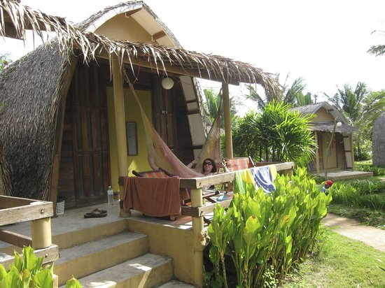 Monkey Island Resort: Hut