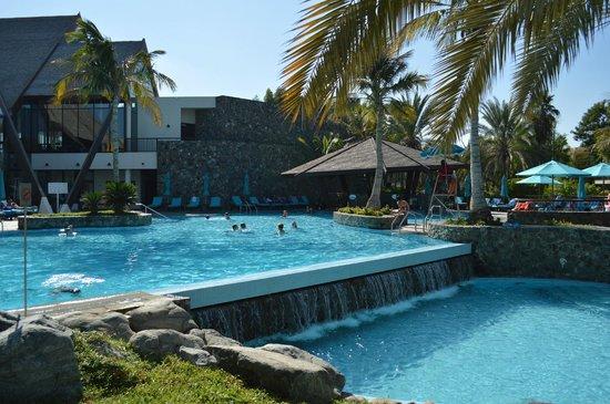 JA Palm Tree Court : Lovely pool area