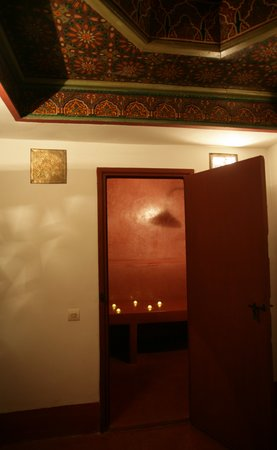 Riad La Cigale: The Hamam
