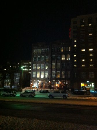 The Lofts Hotel: The Loft's at 55 Nationwide Blvd.