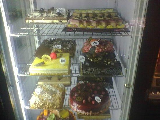 Patisserie le Regal : Wonderful delicious cakes
