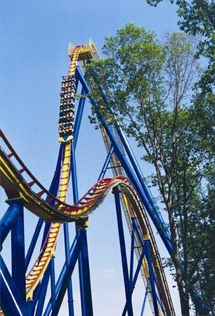Holiday Inn Montreal Centre-Ville : La Ronde 6 flags