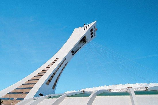 Holiday Inn Montreal Centre-Ville : Olympic Stadium