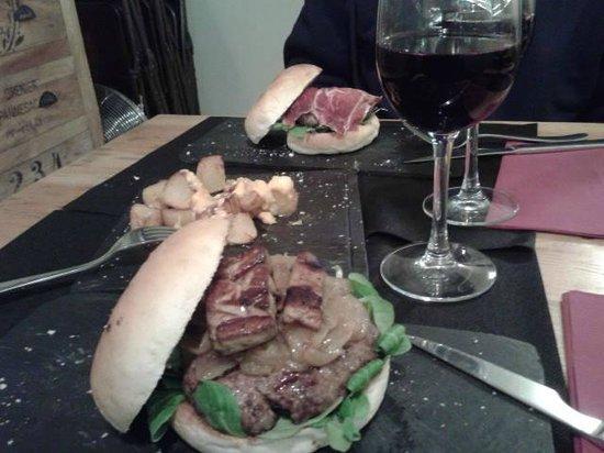 B Burger: muy bueno todo