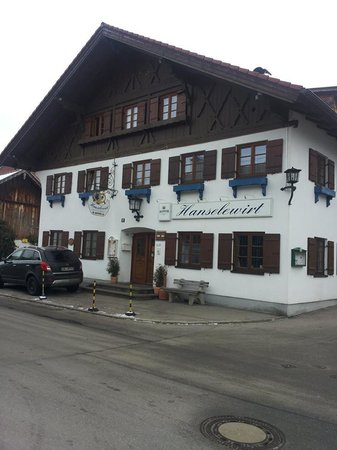 Hotel Hanselewirt: L'hôtel
