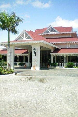 Grand Bahia Principe Punta Cana: The Lobby