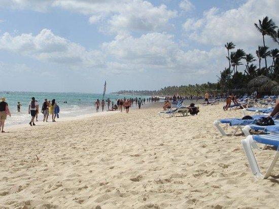 Grand Bahia Principe Punta Cana: The Beach