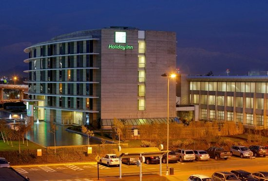 Holiday Inn Santiago Airport : Hotel View
