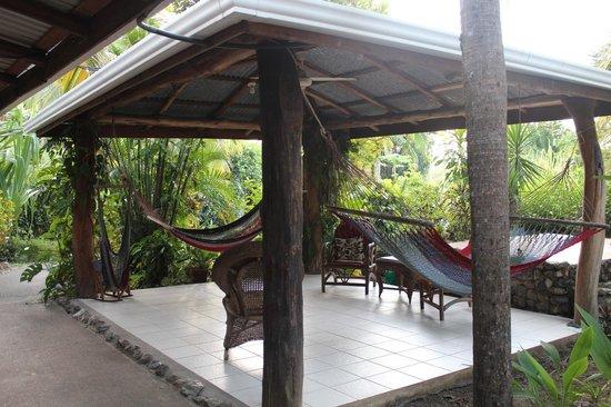 Entre Dos Aguas: relaxation area