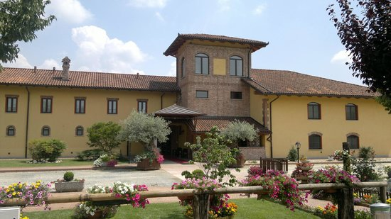 Volvera, อิตาลี: HOTEL RISTORANTE