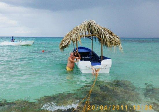 Isla Catalina : Bar de ron y mamajuana