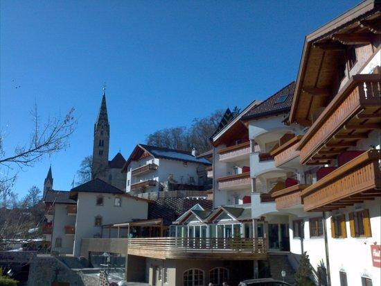 Hotel Hubertus : panorama