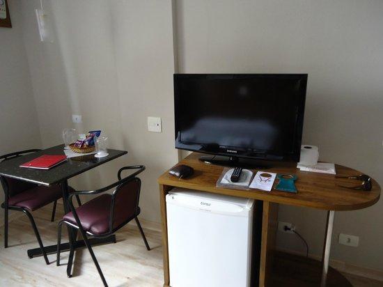 San Juan Executive: Tv de tela plana