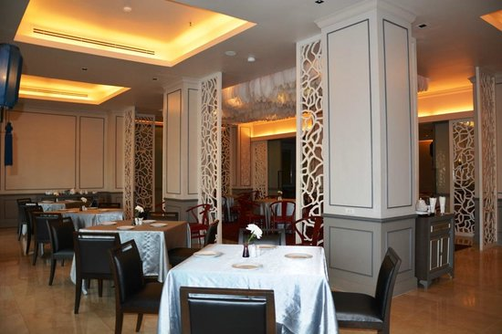 Chatrium Hotel Royal Lake Yangon : Asia Restaurant
