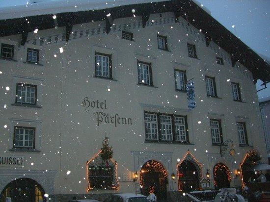 Hotel Parsenn: Winterzauber