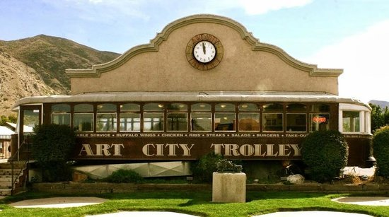 Art City Trolley Springville Menu Prices Restaurant Reviews Tripadvisor