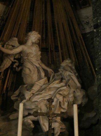 Extase de Sainte Thérèse : amazing