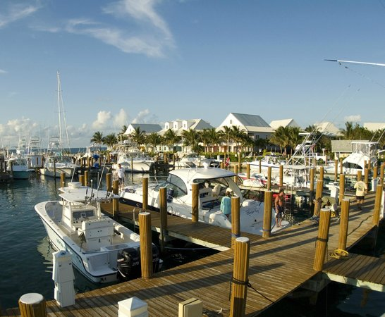 Old Bahama Bay: Full Service Marina