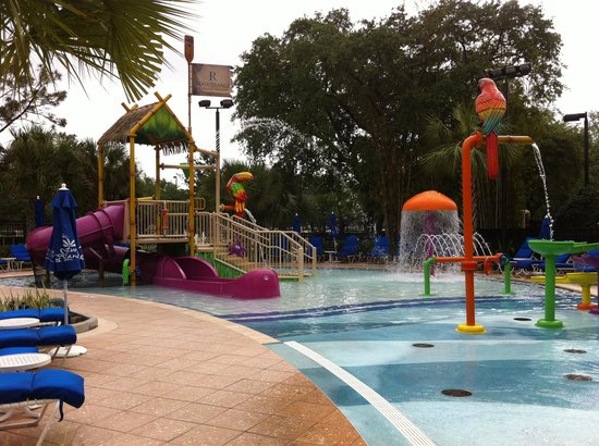Renaissance Orlando Resort at SeaWorld: Play area