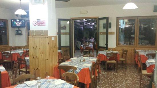 Ristorante Pizzeria La Terrazza: La terrazza.