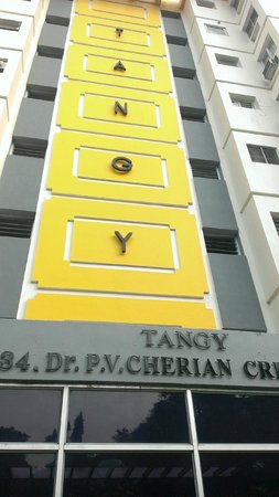 Perfect Haven @ Egmore : Tangy Apartments