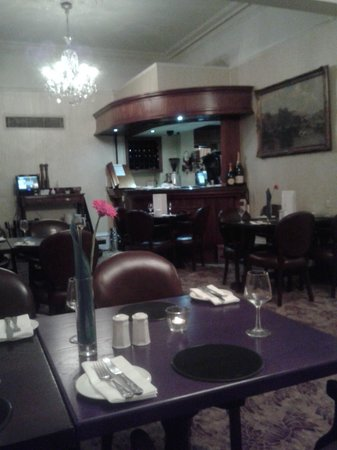 Tullyglass House Hotel : Bar