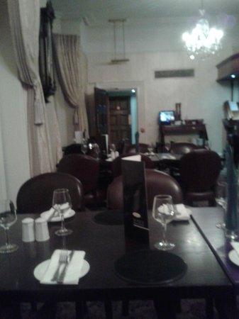 Tullyglass House Hotel : Restaurant