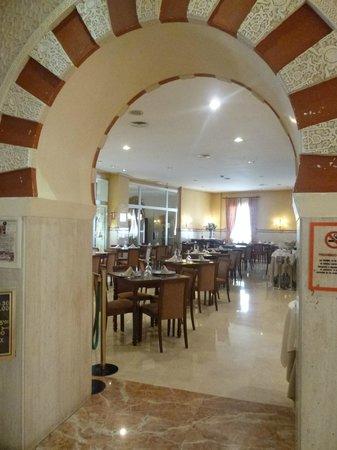 Hotel Eurostars Maimonides: comedor