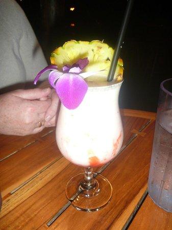 Honua Kai Resort & Spa : Delicious cocktail