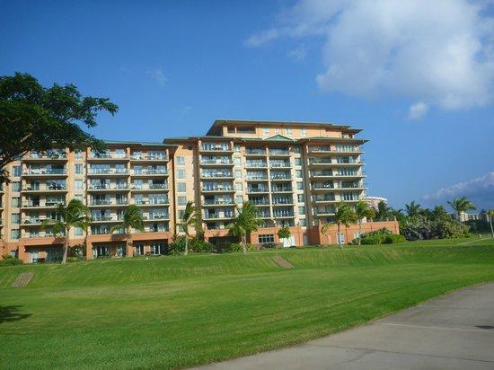 Honua Kai Resort & Spa : View of our hotel
