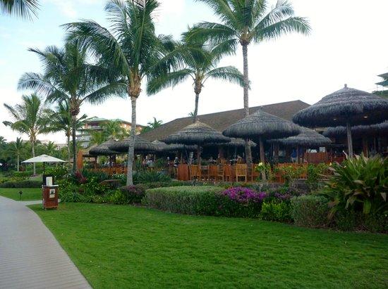 Honua Kai Resort & Spa : Dukes by the beach