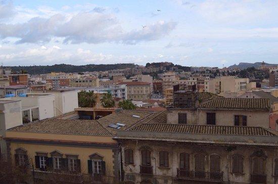 Hotel Regina Margherita - Cagliari : Vista di un'altra parte della città