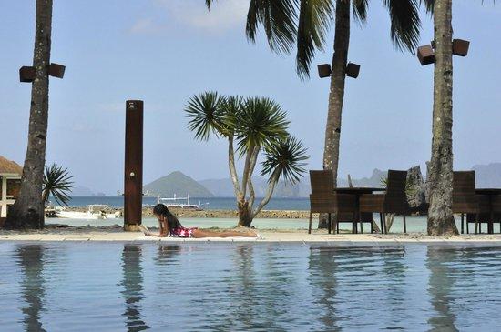 El Nido Resorts Lagen Island: Pool