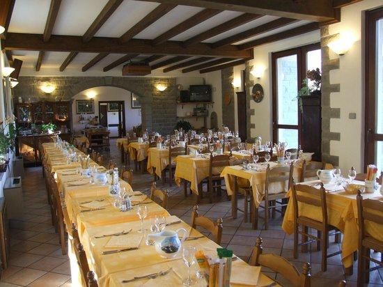 Hotel Cimone: sala pranzo