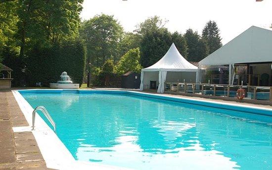 Beach Club Pool N Gardens Picture Of The Kings Oak Hotel Loughton Tripadvisor