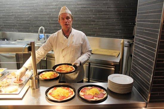 Ponyhof Stadtkyll: Pizzabäcker